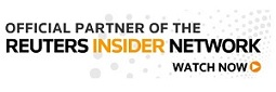 Official Partner of the Reuters Insider Network